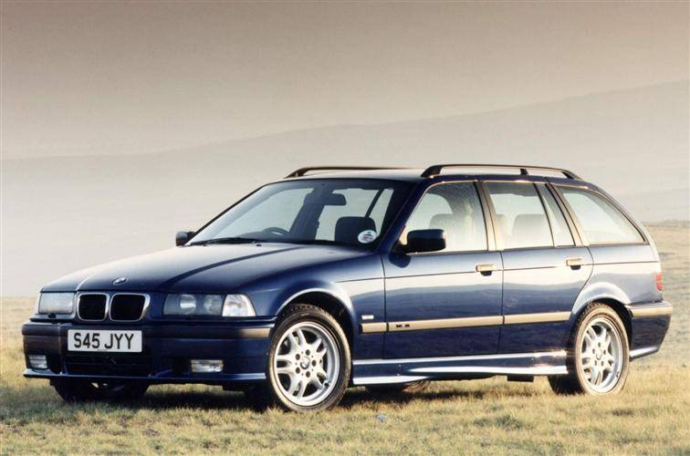 BMW 3 Series Touring (1995 - 1999) used car review