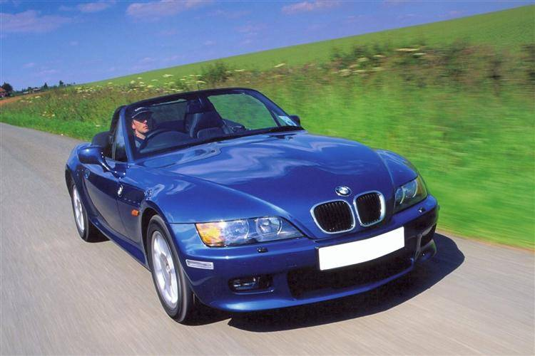 BMW Z3 (1997 - 2003) used car review