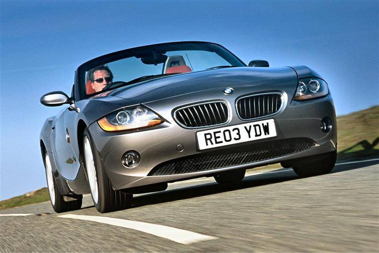 BMW Z4 (2003 -  2009) used car review