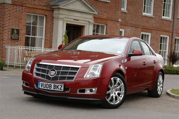 Cadillac CTS (2008 - 2013) used car review