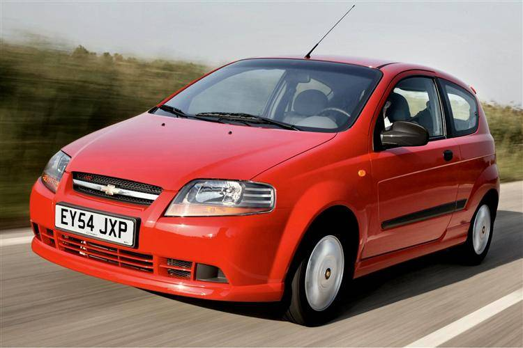 Chevrolet Kalos 3dr (2005 - 2009) used car review