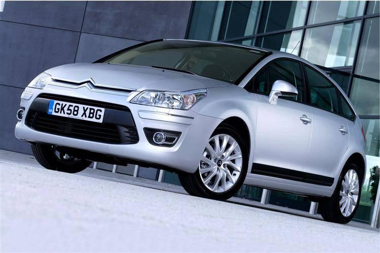 citroen c4 2008 2010 used car review car review. Black Bedroom Furniture Sets. Home Design Ideas