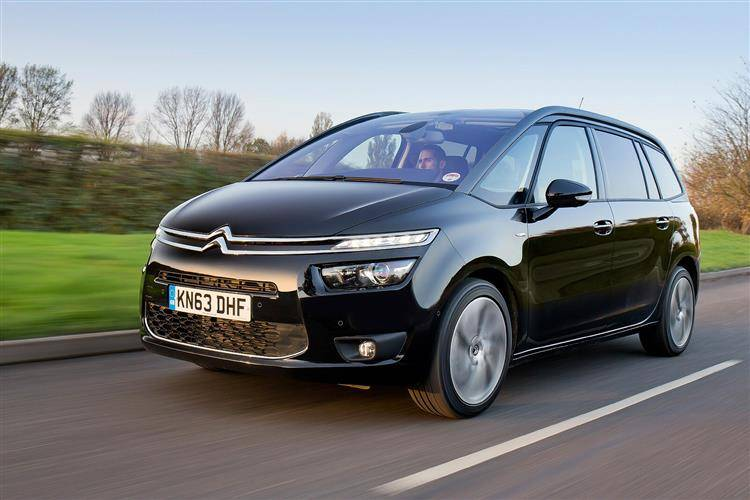 citroen grand c4 picasso 2013 2016 used car review car review rac drive. Black Bedroom Furniture Sets. Home Design Ideas