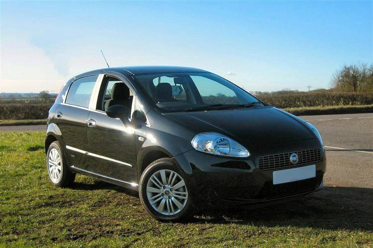Fiat Grande Punto Used Car Review