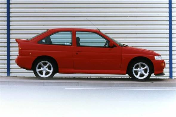 Ford Escort RS Cosworth (1992 - 1996) used car review