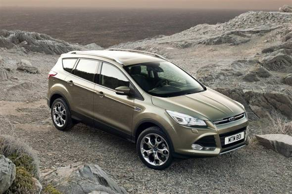 Ford Kuga (2013 - 2016) used car review