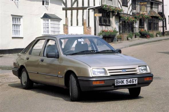 Ford Sierra (1987 - 1993) used car review