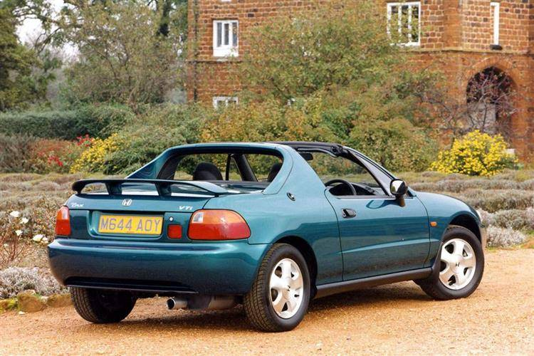 Honda CRX (1984 - 1997) used car review