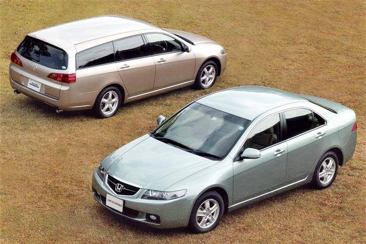 Honda Accord (2002 - 2008) used car review