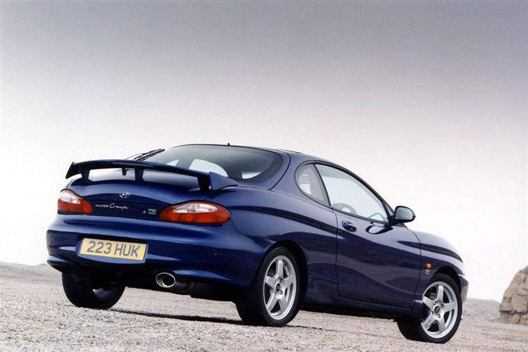 Hyundai Coupe 2 0 2000 Review