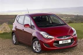 Hyundai ix20 (2010 - 2015) used car review