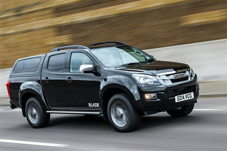 Perfect Isuzu DMAX Blade 2014 To 2015 Used Car Review  Car