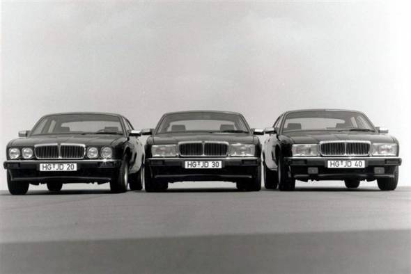 Jaguar XJ6 & XJ12 / Daimler (1986 - 1997) used car review