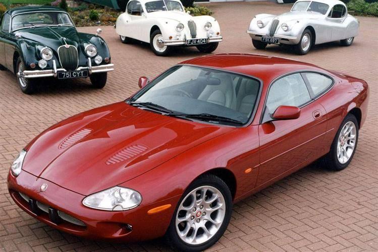 Used Car Batteries >> Jaguar XK8 (1996 - 2006) used car review | Car review ...
