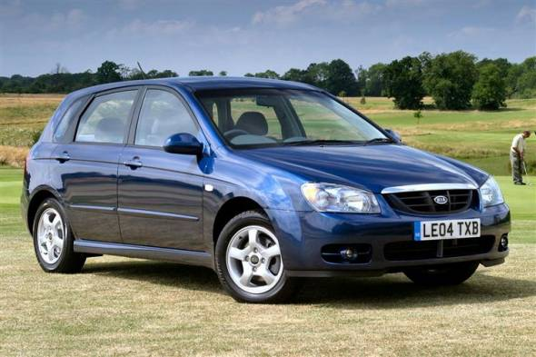 Kia Cerato (2004 - 2007) used car review