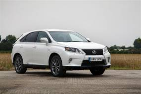Lexus RX 450h (2012 - 2015) used car review