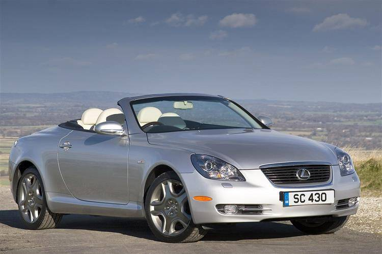 Lexus SC 430 (2001 - 2009) used car review