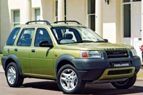 Land Rover Freelander (1997 - 2007) used car review