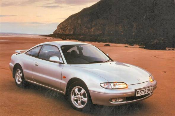 Mazda MX-6 (1992 - 1998) used car review