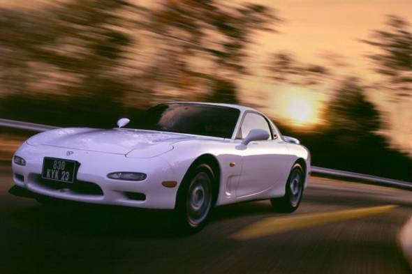 Mazda RX7 (1992 - 1995) used car review