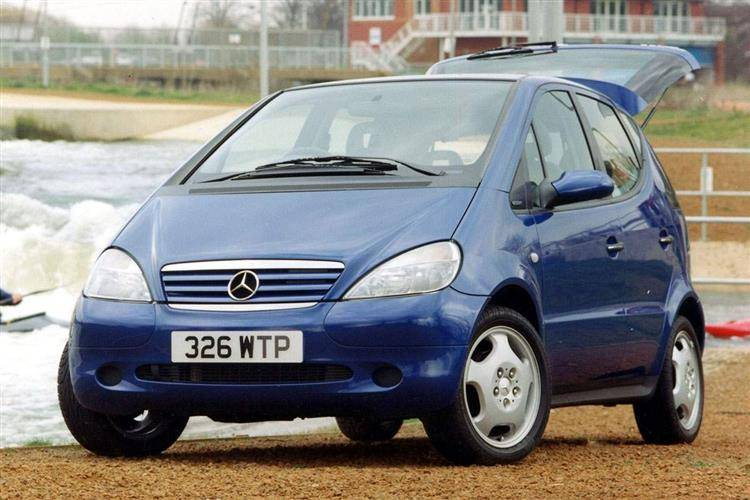 Mercedes-Benz A-Class (1998 - 2005) used car review | Car