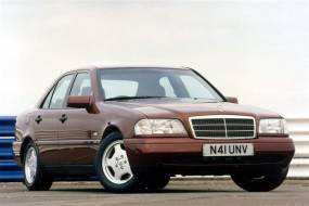 Mercedes-Benz C-Class (1993 - 2000) used car review