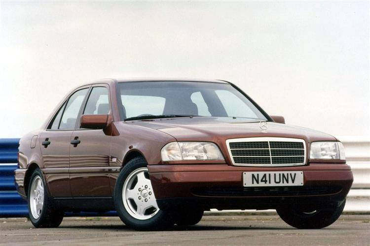 Mercedes benz c class 1993 2000 used car review car for 1993 mercedes benz 500 class