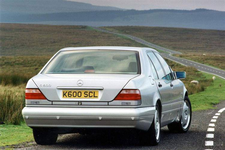 Mercedes-Benz S-Class Saloon (1991 - 1999) used car review