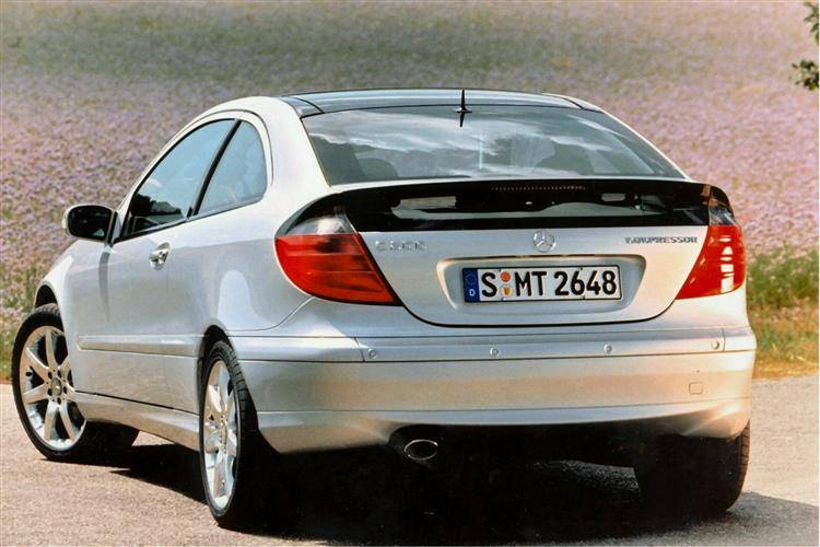 C Class Coupe Used Car