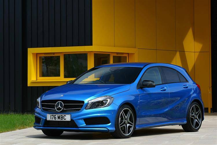 Mercedes Benz A Class 2012 2015 Used Car Review Car