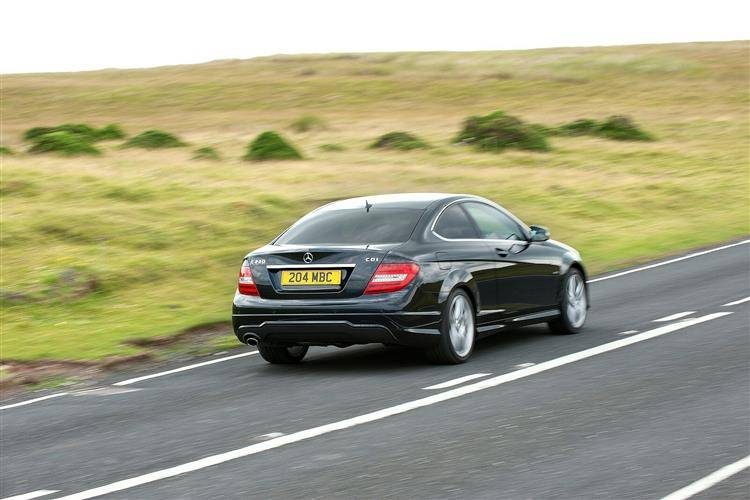 Mercedes-Benz C-Class Coupe (2011 - 2015) used car review