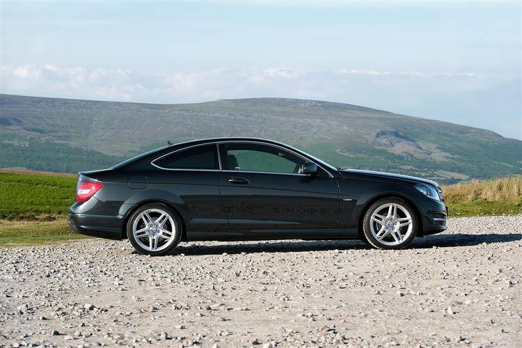 Mercedes benz c class coupe 2011 2015 used car review for Mercedes benz c300 coupe used