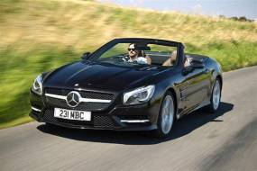Mercedes-Benz SL (2012 - 2016) used car review