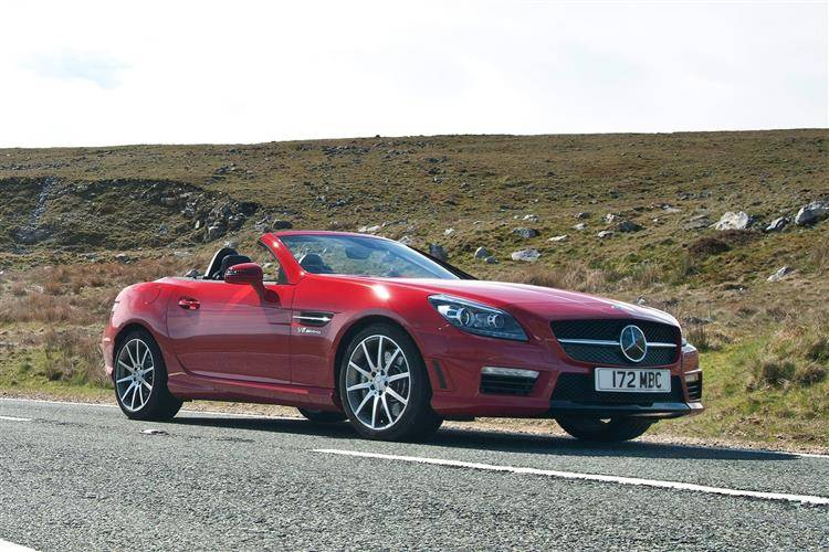 Mercedes-Benz SLK (2011 - 2015) used car review