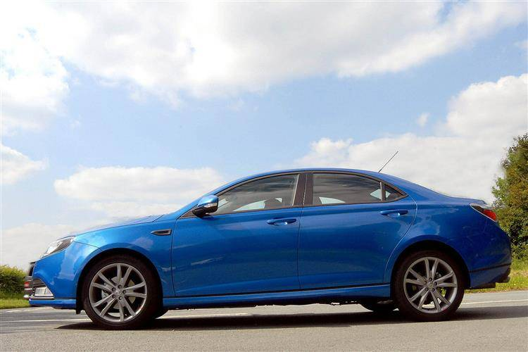 MG6 (2011 - 2015) used car review