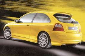 MG ZR (2001 - 2005) used car review