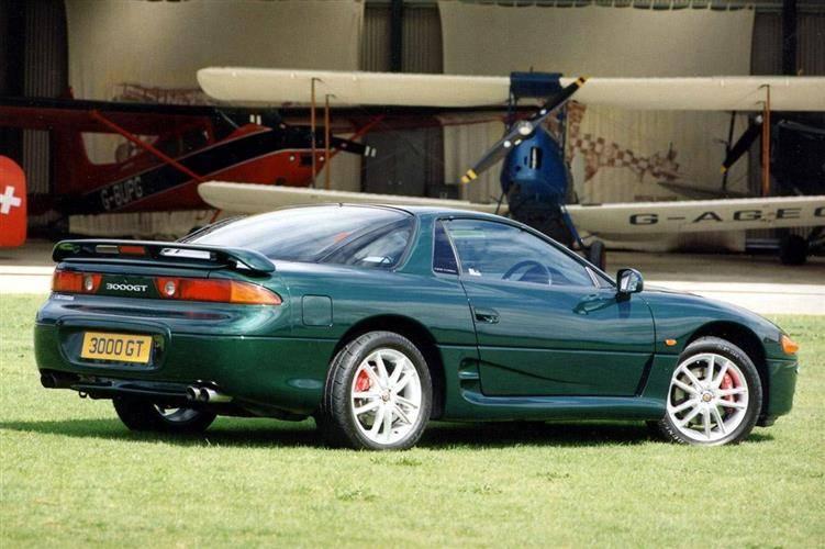 Mitsubishi 3000GT (1992 - 1999) used car review | Car review | RAC Drive