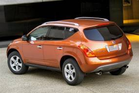 Nissan Murano (2005 - 2009) used car review