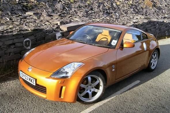 Nissan 350Z (2003 - 2009) used car review