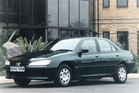 Peugeot 406 (1996 - 1999) used car review
