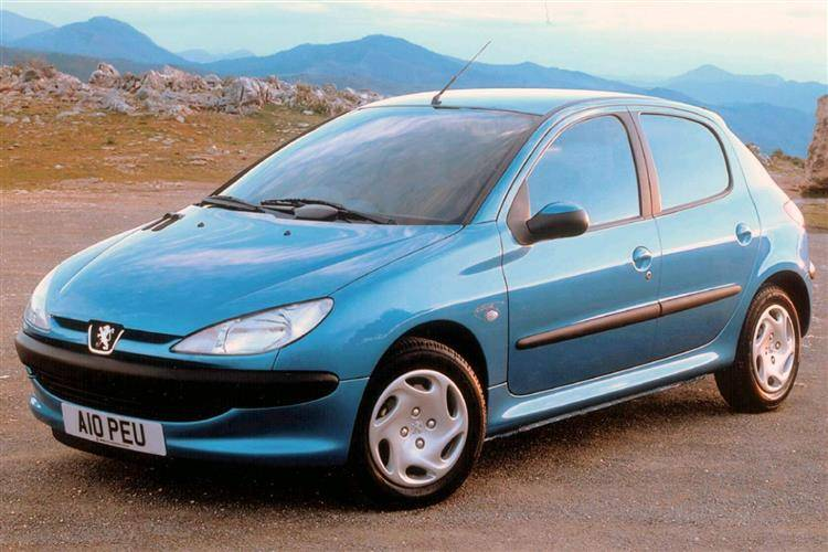 peugeot 206 1998 2009 used car review car review rac drive. Black Bedroom Furniture Sets. Home Design Ideas