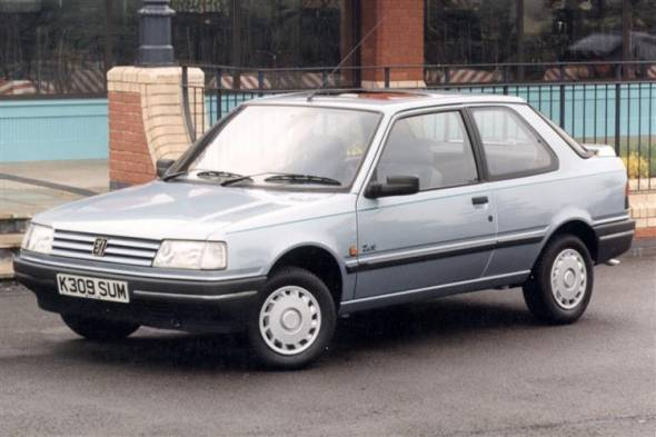 Peugeot 309 (1986 - 1994) used car review