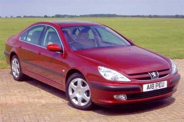Peugeot 607 (2000 - 2009) used car review