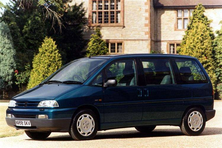 Peugeot 806 (1995 - 2002) used car review
