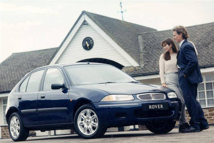 Rover 200 (1995 - 1999) used car review