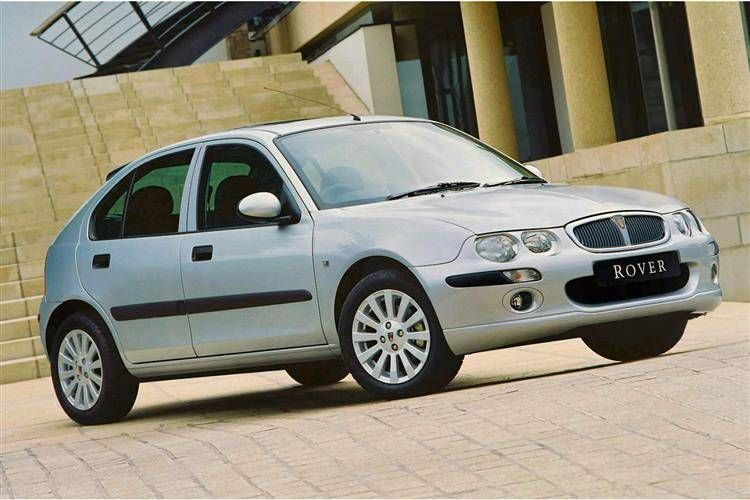 Rover 25 (1999 - 2005) used car review