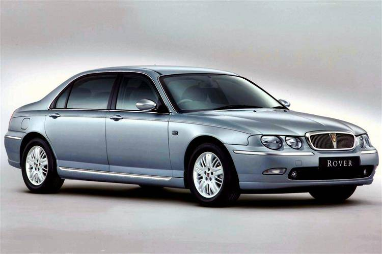 rover 75 1999 2005 used car review car review rac drive. Black Bedroom Furniture Sets. Home Design Ideas