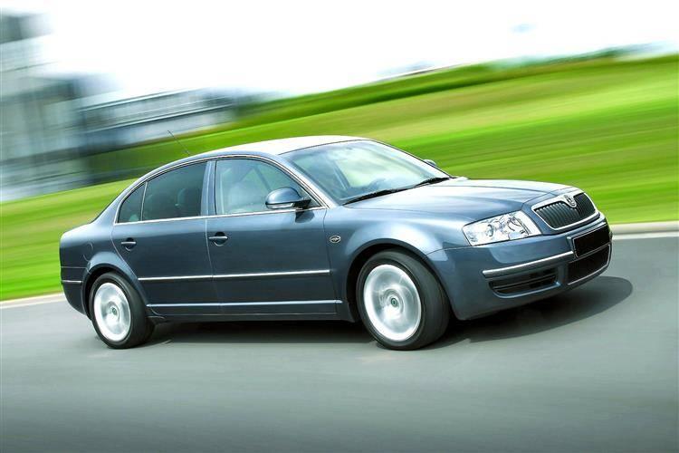 Skoda Superb 2002 2009 Used Car Review Car Review