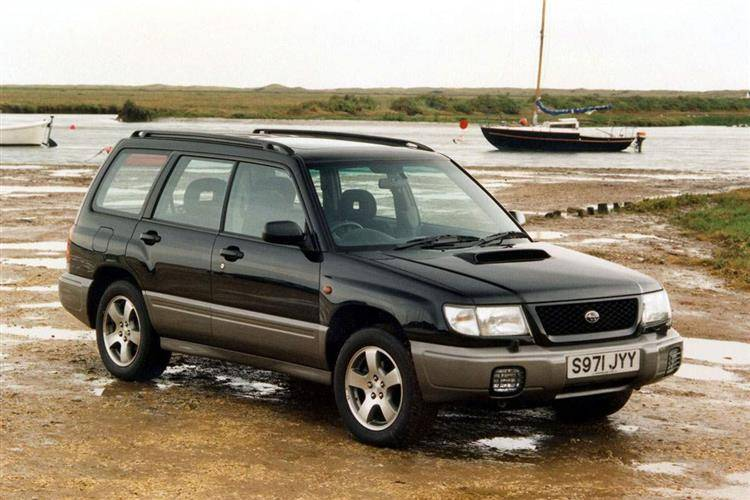 subaru forester 1997 2002 used car review car review. Black Bedroom Furniture Sets. Home Design Ideas