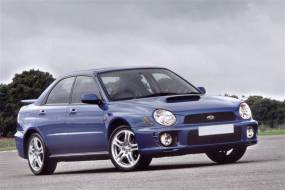 Subaru Impreza Turbo/WRX (1994 - 2007) used car review